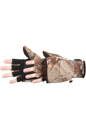 Acorn Kid's Bow Hunter Convertible Hunting Gloves