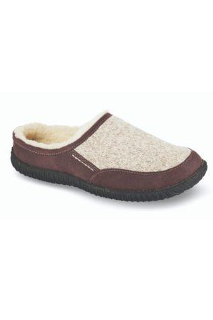Acorn Men's Fleece-Lined Rambler Slippers