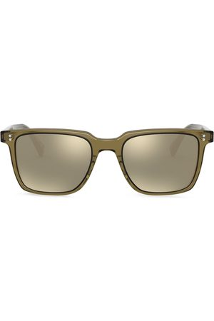 Oliver Peoples Square - Lachman square-frame sunglasses