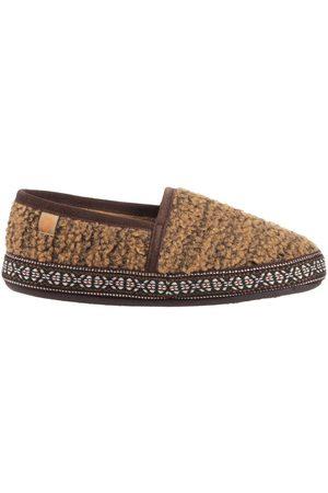 Acorn Women Loafers - Women's Woven Trim Moccasins