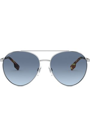 Burberry Eyewear Aviator-frame sunglasses