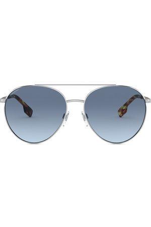 Burberry Eyewear Women Aviators - Aviator-frame sunglasses