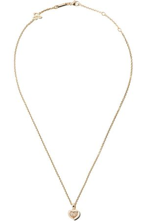 Chopard 18kt Happy Diamonds Icons pendant necklace