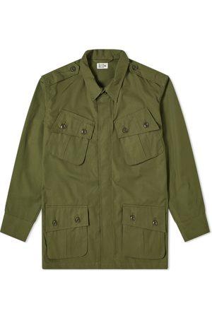 The Real McCoys Men Coats - The Real McCoy's Tropical Combat Coat