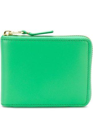Comme des Garçons Zipped mini wallet