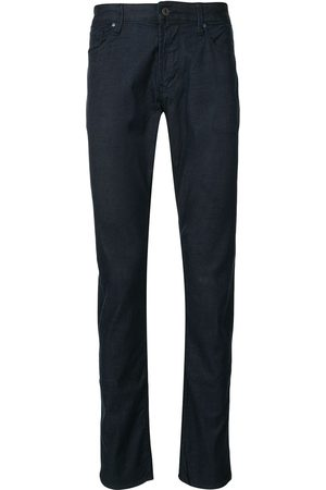 Emporio Armani High rise slim fit jeans