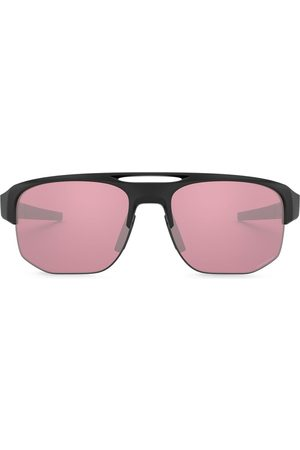 Oakley Aviator shaped sunglasses
