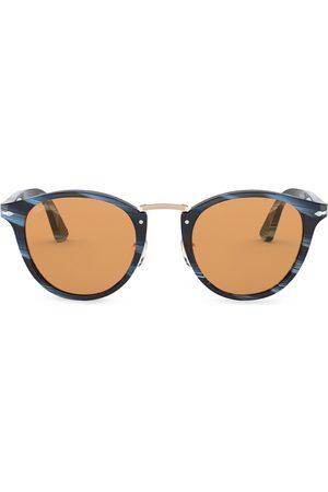 Persol Men Sunglasses - Marbled frame sunglasses
