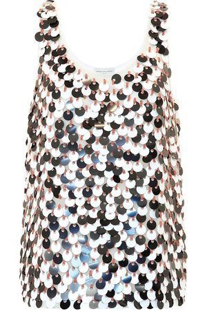 DRIES VAN NOTEN Sequined top