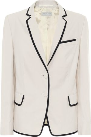 DRIES VAN NOTEN Cotton blazer