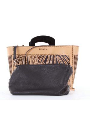 ALMALA Women Bags - Hand Bags Women Camel