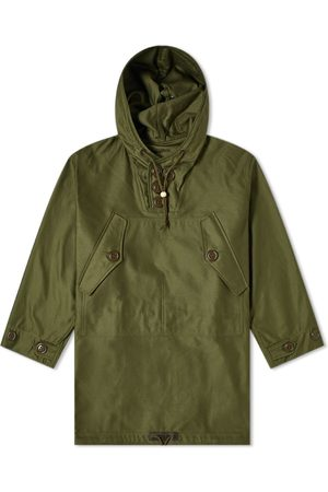 The Real McCoys Men Parkas - The Real McCoy's Field Parka