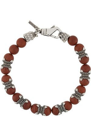 EMANUELE BICOCCHI Bracelets - Jasper beaded bracelet