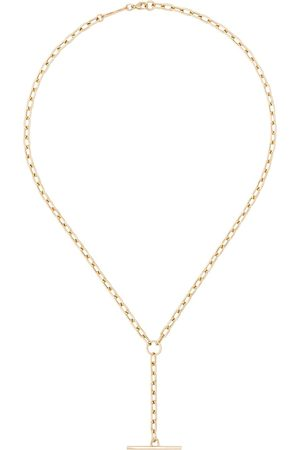 Zoe Chicco 14kt link bar necklace