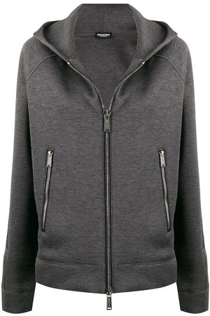 Dsquared2 Zipped hoodie - Grey