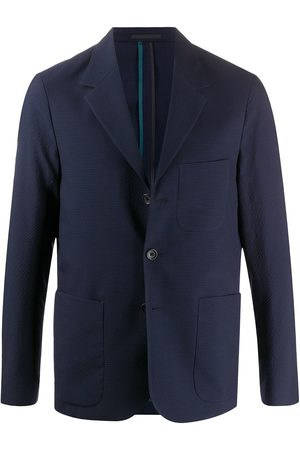 Paul Smith Fitted single-breasted blazer