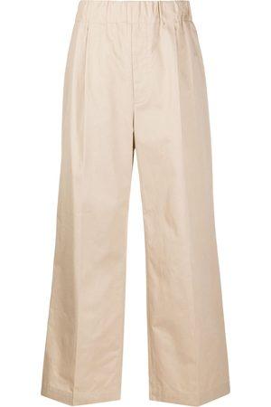 JEJIA Women Formal Pants - Wide leg tailored trousers - JE23