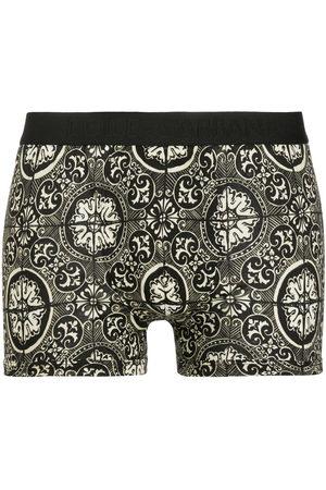 Dolce & Gabbana Maiolica print boxers