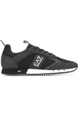 EA7 Side logo sneakers