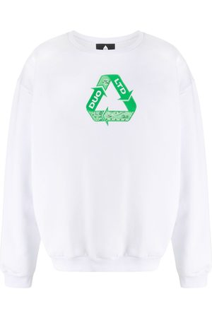DUOltd Long sleeve Recycle sweater