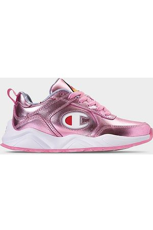 Champion Girls' Big Kids' 93Eighteen Metallic Casual Shoes in