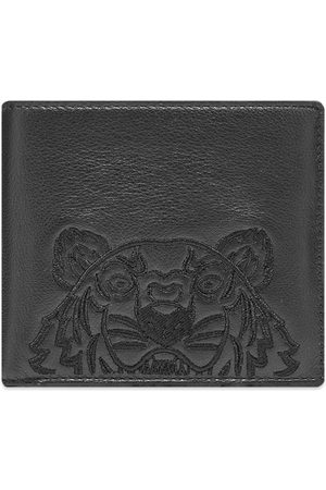 Kenzo Tiger Leather Fold Wallet