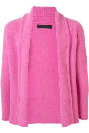 THE ELDER STATESMAN Cardigans - Italy Smoking cashmere jacket