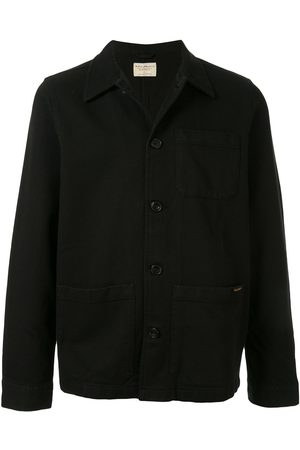 Nudie Jeans Barney Wroker muti-pocket shirt jacket