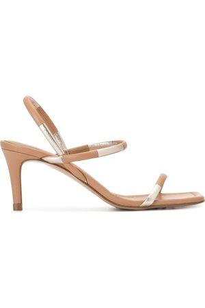 Pedro Garcia Ilona strappy sandals - Neutrals