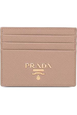 Prada Women Purses - Compact front logo cardholder