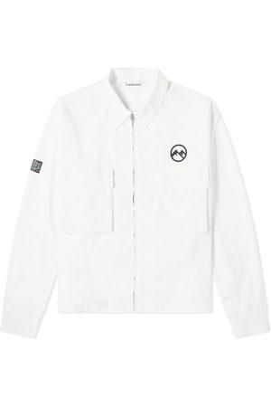 Flagstuff Men Accessories - Back Printed Zip Jacket