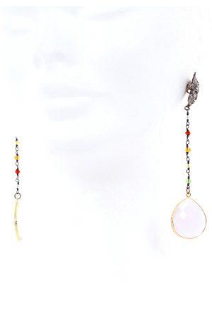 ALMALA Earrings Women Rose