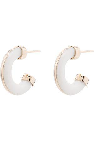 BY PARIAH 14kt Essential hoop earrings