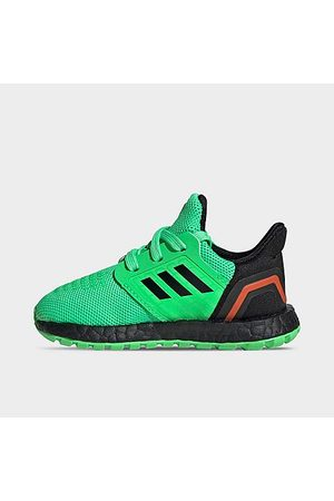 adidas Boys' Toddler UltraBOOST 20 Running Shoes in Size 4.0 Knit