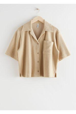 & OTHER STORIES Women Shirts - Boxy Bowling Shirt