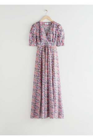 & OTHER STORIES Women Printed Dresses - Floral Print Maxi Dress