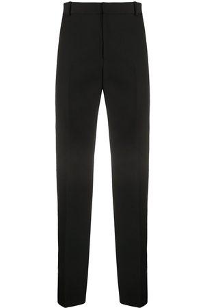 Alexander McQueen Tailored straight leg trousers