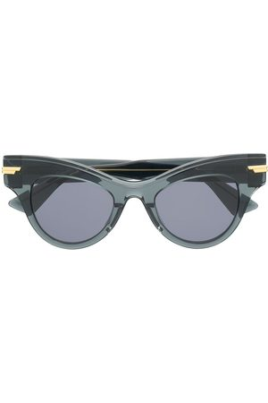 Bottega Veneta The Original 04 sunglasses - Grey