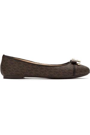 Michael Kors Women Ballerinas - Alice monogram ballerina shoes