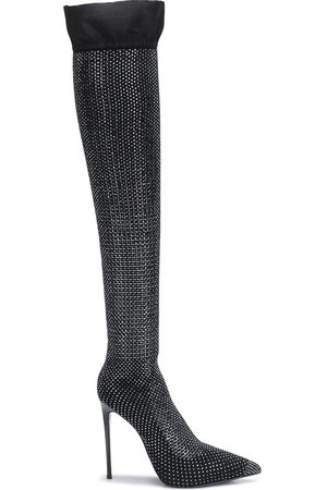 LE SILLA Women Thigh High Boots - Embellished thigh-high boots