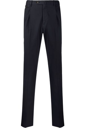 PT01 Men Formal Pants - Straight-leg tailored trousers