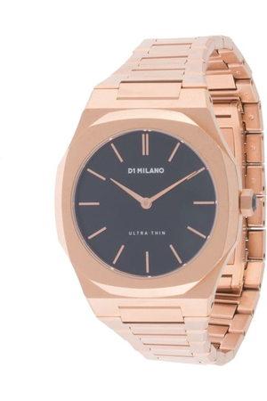 D1 MILANO Rose Night 34mm watch