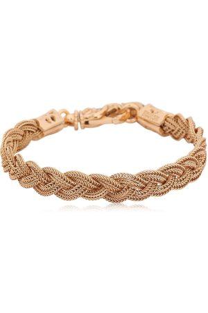 EMANUELE BICOCCHI Flat Braided Chain Bracelet