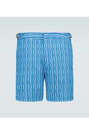 Orlebar Brown Bulldog X jacquard shorts