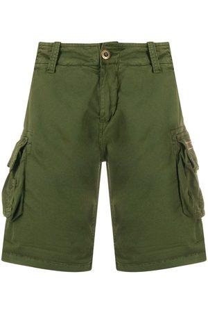 Alpha Industries Knee-length cargo shorts
