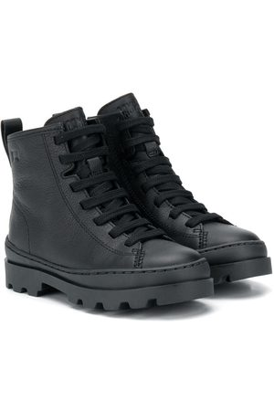 Camper Kids Boys Boots - Brutus leather boots