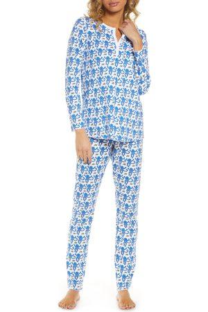Roller Rabbit Women's Monkey Pajamas