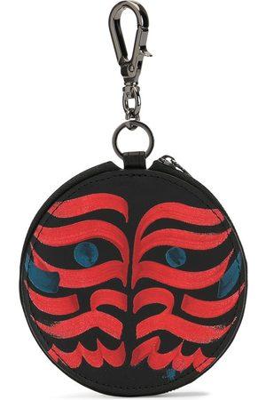 YOHJI YAMAMOTO Women Wallets - Tribal-print coin purse