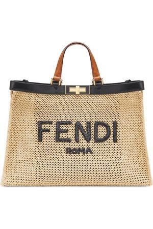 Fendi Women Tote Bags - Peekaboo X-Tote