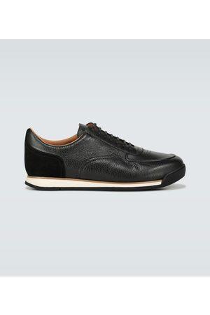 JOHN LOBB Porth leather sneakers